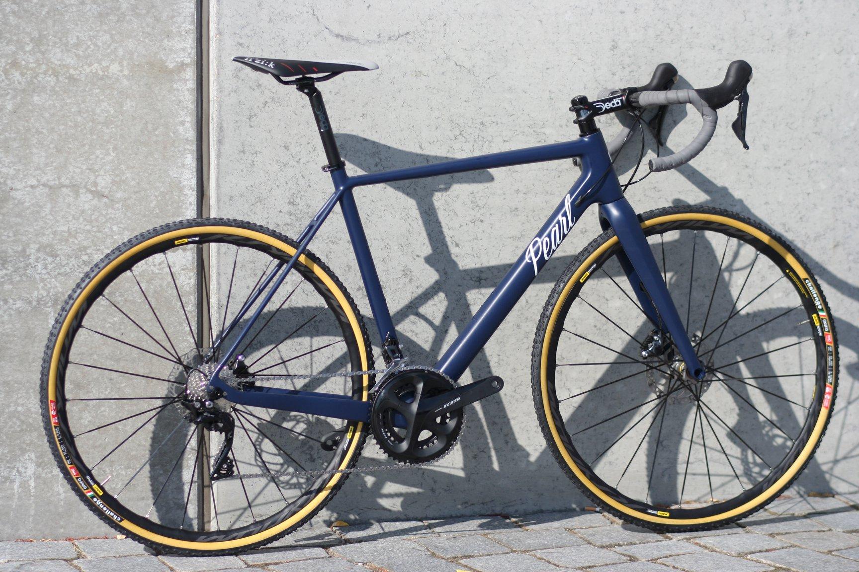 Cyclocross Sale Rahmenset und Bikes im Angebot.