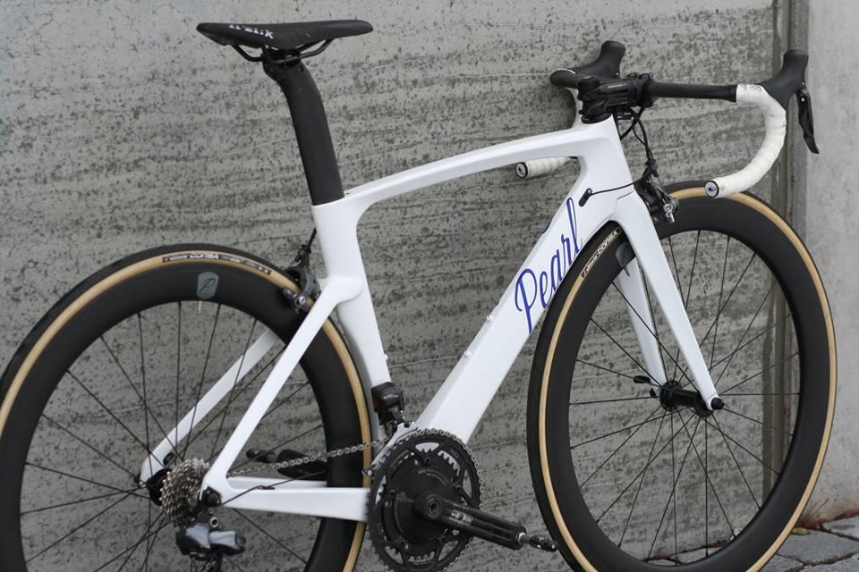 Cyclefix Team Hamburg Dice Aero mit Shimano Di2