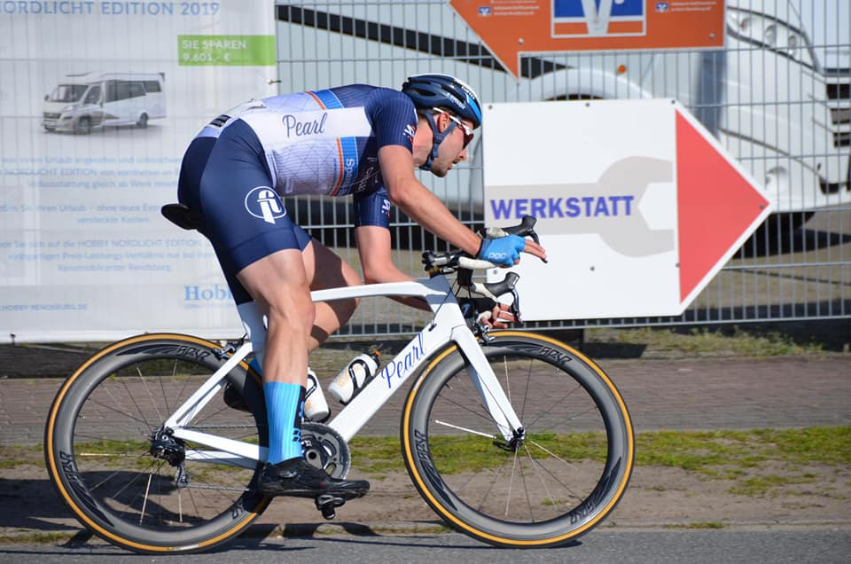 Cyclefix Team Hamburg belegt Platz 2 am Wochenende.