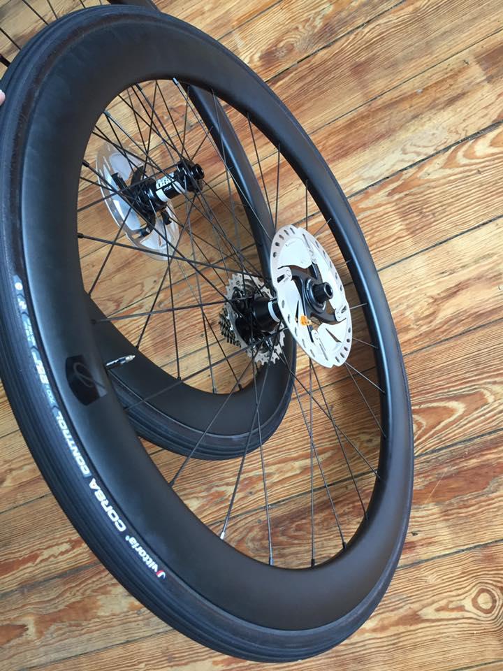 Pearl PC 55 Carbon Wheels