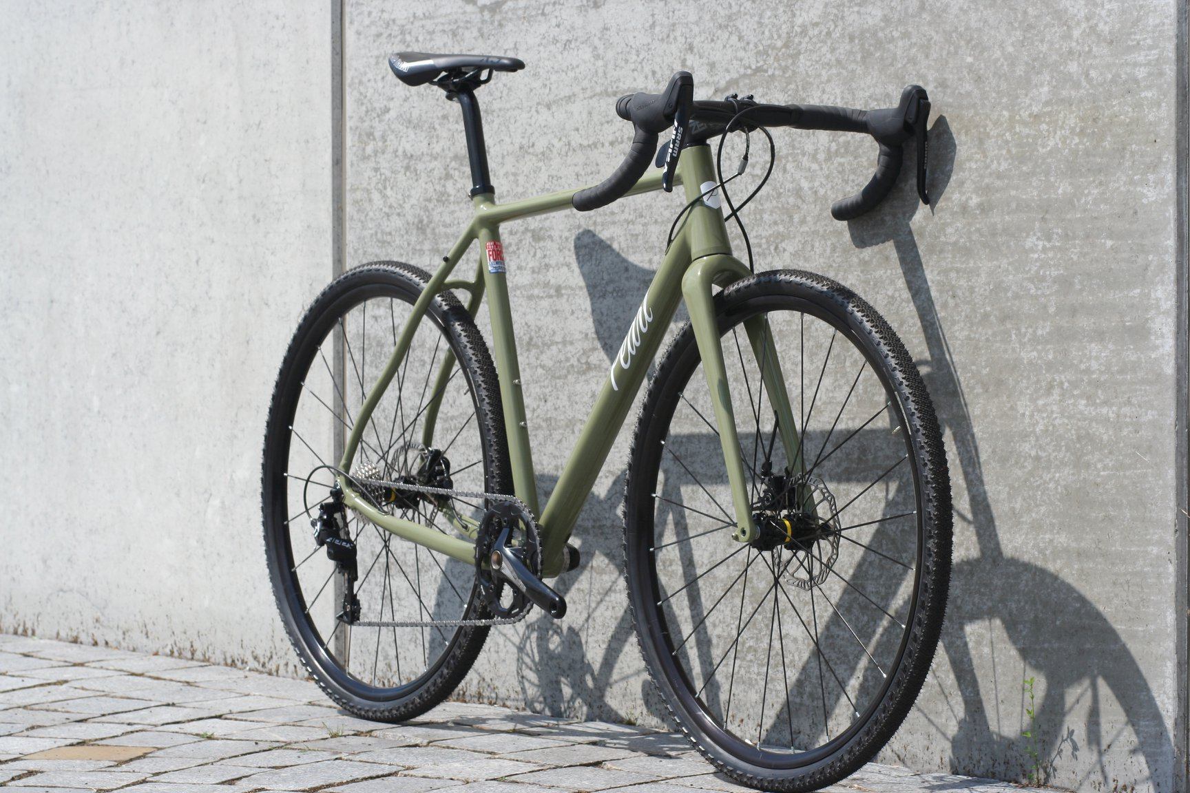 FAQ: Pearl Gravel Al Rahmen nehmen 650b und 700c Laufräder.