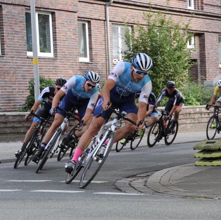 Platz 4 für Fabian Schuppert auf seinem Dice Aero in Hannover.