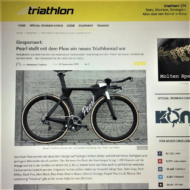 Triathlon Magazin Produkt Vorstellung