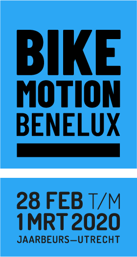 Visit us at the Bikemotion in Utrecht 28 Feb- 1 March